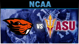Arizona State Sun Devils faces Oregon State Beavers NCAA Football betting