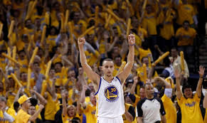 Golden State Warriors NBA Playoffs, Game 5 - Warriors lead series 3-2